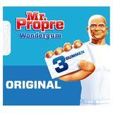 Mr. Propre Wondergum Original Reinigt Op Magische Wijze 3 Stuks