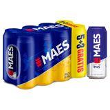 Maes Bière blonde Pïls 5.2% ALC Canette 8x50cl 5+3