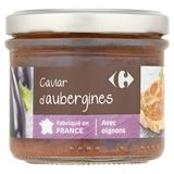 Carrefour Caviar d'Aubergines 100 g