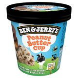 Ben & Jerry's Glace Peanut Butter Cup 465 ml