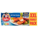 Iglo 28 Fish Sticks 840 g