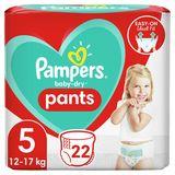 Pampers Baby-Dry Pants Maat 5, 22 Luierbroekjes, 12kg-17kg