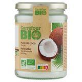 Carrefour Bio Huile de Coco Vierge 460 ml