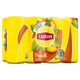 Lipton Iced Tea Ijsthee Perzik 8 x 33 cl