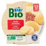 Carrefour Baby Bio Hachis Parmentier vanaf 12 Maanden 230 g