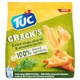 Tuc Crack's Extra Vierge Olijfolie & Kruiden 100 g