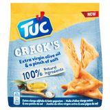 Tuc Crack's Extra Vierge Olijfolie & Licht Gezouten 100 g