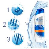 Head & Shoulders Men Ultra Anti-haaruitval Anti-roos Shampoo 250ml