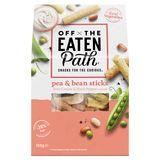 Off The Eaten Path Snack Riz & Pois Sour Cream & Black Pepper 100 gr