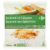 Carrefour Julienne de Légumes 750 g