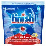 Finish Powerball All in 1 Max 45 Tabletten 720 g