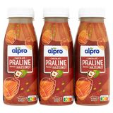 Alpro Chocolate Praline Flavour Hazelnut 6 x 250 ml