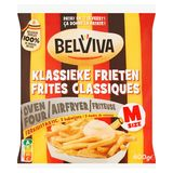 Belviva - KIassieke Frieten Oven en Airfryer 600 g