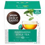 Nescafé Dolce Gusto Marrakesh Style Tea with Green Tea 16 x 5.17 g