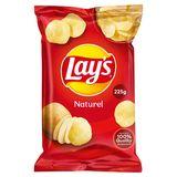 Lay's Aardappelchips Naturel 225g