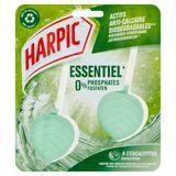 Harpic Essentiel 0% Fosfaten Eucalyptus 2 x 35 g