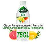 Volvic Essentiel Bio Citroen, Pompelmoes & Rozemarijn 75 cl
