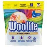 Woolite Kleuren Wasmiddel voor Gekleurde Was met Keratine 28 Capsules