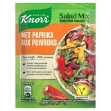 Knorr Vinaigrette Poivron 3 x 9 g