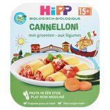 HiPP Biologisch Cannelloni met Groenten 15+ Maanden 250 g