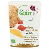 Good Goût Puree Polenta met Knolselderij en Zalm 8+ Maanden 190 g