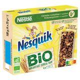 Barre de Céréales NESQUIK BIO 4 x 25 g