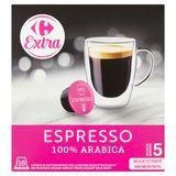 Carrefour Extra Espresso 16 x 7 g