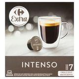 Carrefour Extra Intenso 16 x 7.5 g