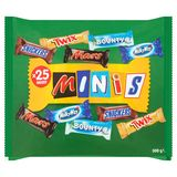 Minis Mixed 25 Pièces 500 g