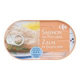 Carrefour Extra Zalm in Eigen Nat 190 g