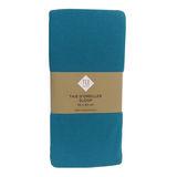 Tex Home Kussensloop 65x65 cm Jersey Blauw4