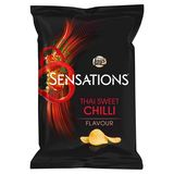 Lay's Sensations Thai Sweet Chilli Chips 150 gr