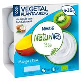 NaturNes Bio Mango / Kiwi 6-36M 4 x 90 g