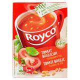 Royco Extra Tomaat Basilicum Pijnboompitten 3 x 18 g