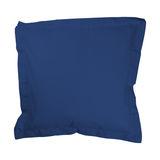 Tex Home Kussensloop 65x65 cm Katoen Effen Blauw3