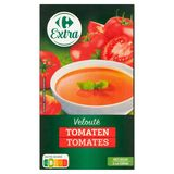 Carrefour Extra Velouté Tomaten met Room 1 L