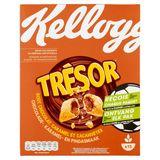 Kellogg's Tresor Chocolate, Caramel & Peanuts 450 g