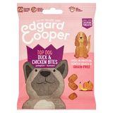 Edgard & Cooper Top Dog Duck & Chicken Bites Pumpkin Banana 50 g