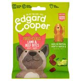 Edgard & Cooper First-Class Lamb & Beef Bites Pear Apple 50 g