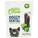 Edgard & Cooper Doggy Dental Crisp 0-10 kg 7 Stuks 105 g