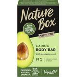 Nature Box Caring Avocado Body Bar 100g