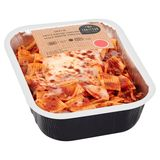 Carrefour Traiteur Trattoria Gratin Pâtes & Aubergine Parmigiana 450 g