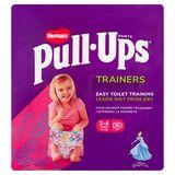 Huggies Pull-Ups Training Pants Girl 2-4years 15-23kg 28 stuks