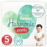 Pampers Harmonie Pants Maat 5, 50 Luierbroekjes, 12kg-17kg