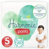 Pampers Harmonie Pants Maat 5, 20 Luierbroekjes, 12kg-17kg