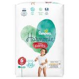 Pampers Harmonie Pants Maat 6, 18 Luierbroekjes, 15kg+