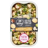 Carrefour The Market Champignons & Fromage 450 g