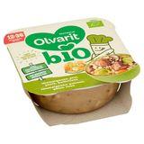 Olvarit Bio repas champignons, poireau, pâtes, veau-12 mois 230g