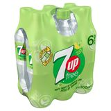 7UP Free 6x0.5L - Ripple Pet
