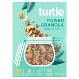 Turtle Power Granola Nuts & Seeds 350 g